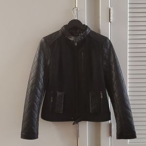 Truth of touch Leather Jacket (Small)